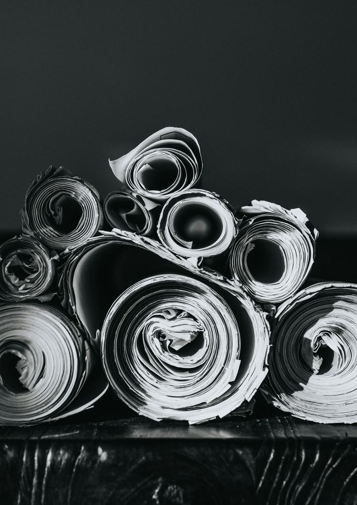 Alle typer papir og plast for bedrifter